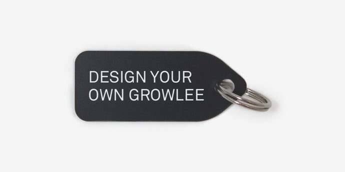 Design your own charm - Growlees
