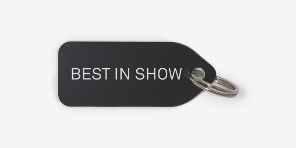 Dog tag - BEST IN SHOW