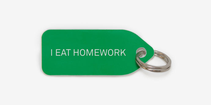 I eat homework - Growlees