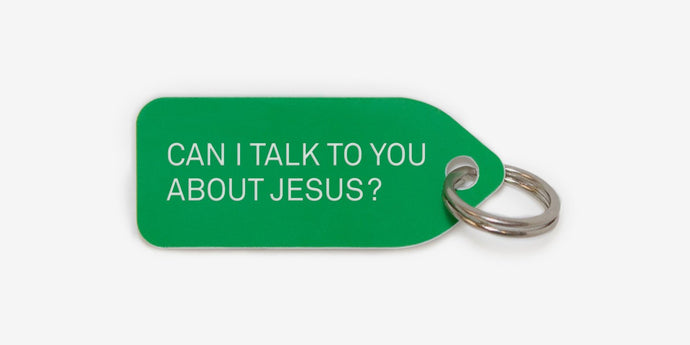 Can I talk to you about Jesus? - Growlees