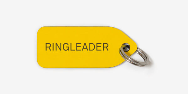 Dog tag - Ringleader