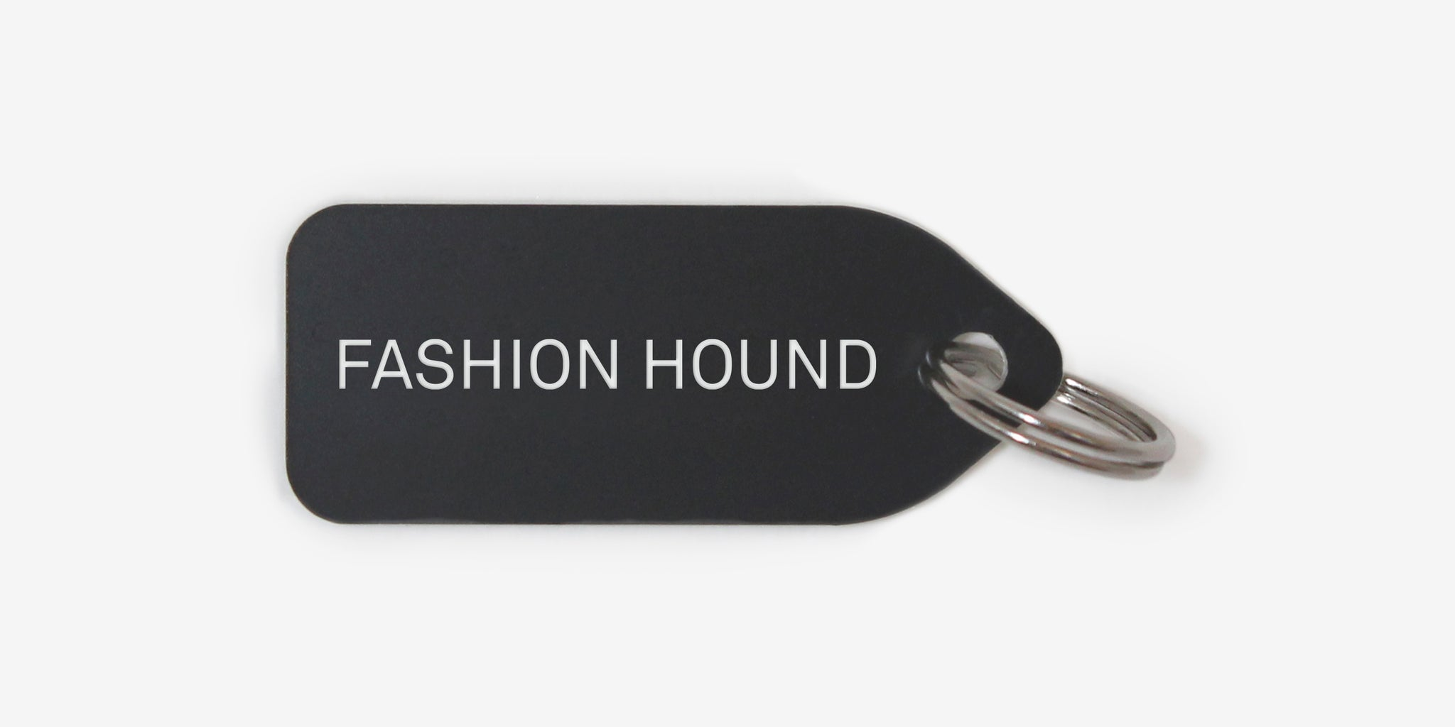 Fashion hound | dog tag | collar charm | Growlees