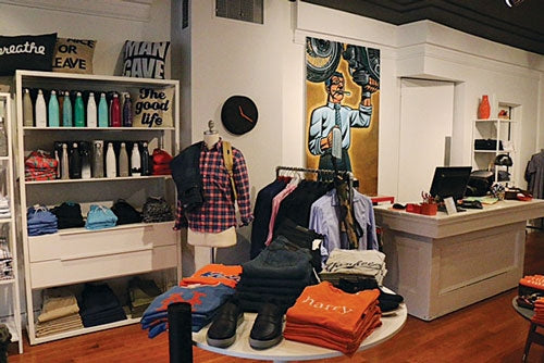 No Need To Trek To Manhattan To Find The Hottest Trends For Men. Harry: A  Rothmans Project Opened A Storefront In Bronxville Last Year.