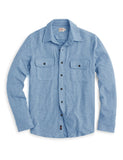 Legend Sweater Shirt  Washed Blue
