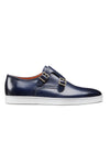 FREEMONT 01 04 Double Buckle Sneaker Navy