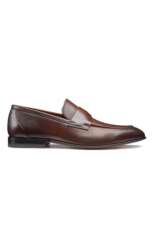 GANNON A5 Penny Loafer Tan