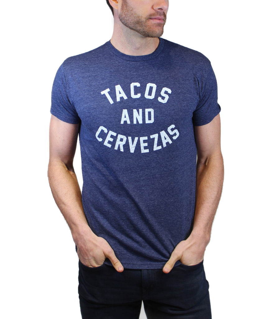 Tacos and Cervezas T-Shirt
