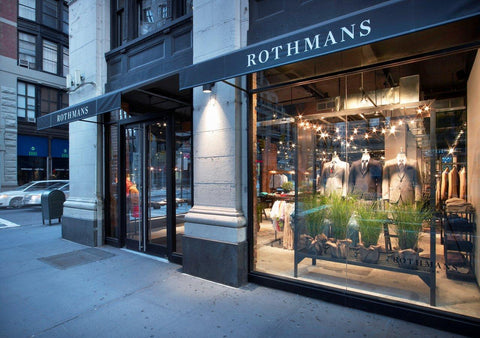 Rothmans NYC Personal Shopping Appointment (FaceTime/Zoom Only)