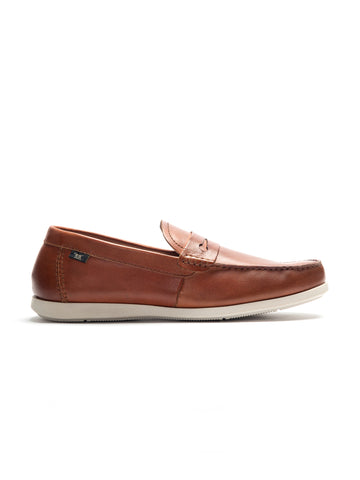 Carsons Road Loafer Cognac