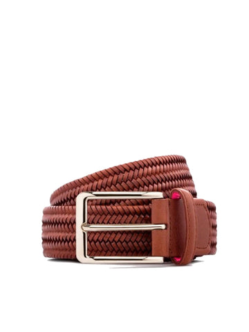 Control Belt Litmus Brown Leather