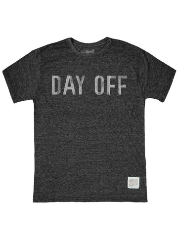 Day Off Vintage Grey T-Shirt