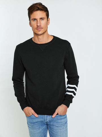 Waves Pullover Black
