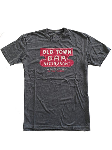 Old Town Bar T-Shirt - NEW!