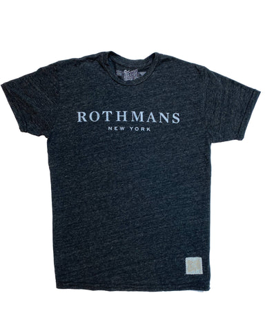 Rothmans Men's T-Shirt - Dark Grey