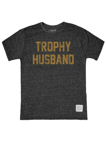 Trophy Husband Vintage Grey T-Shirt