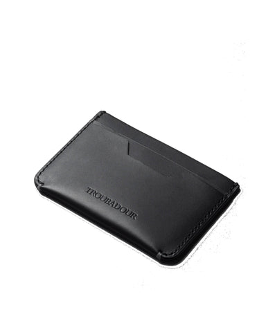 SOLO CARD WALLET Black  - ONLINE ONLY