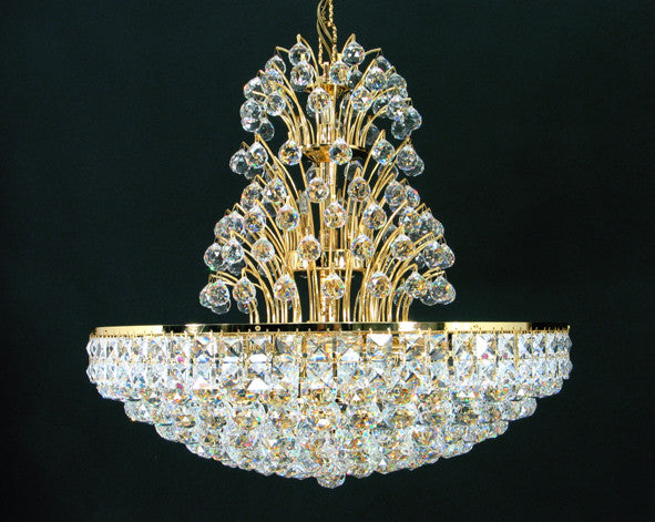 Amara 64W LED Chandelier - Dreamlite