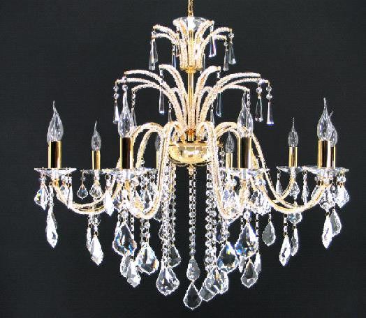 Grand 40W LED Chandelier - Dreamlite