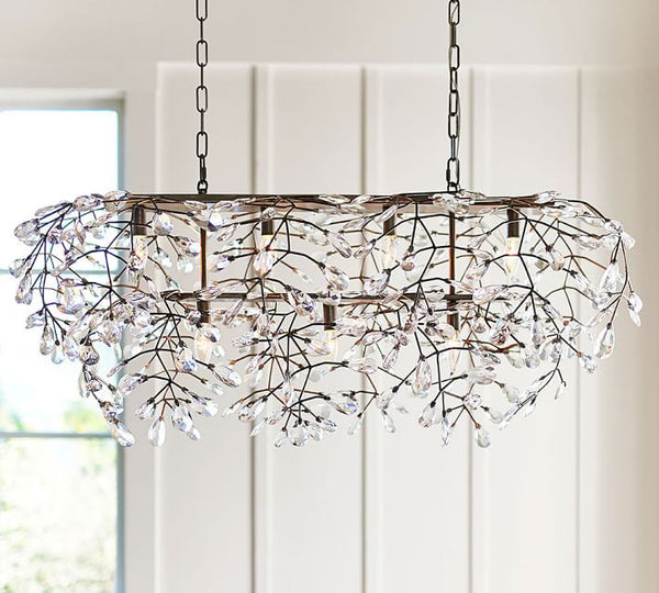 Cristella 28W LED Chandelier
