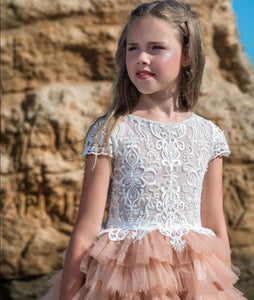 The Juniper Dress - Little Ones Boutique