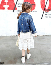 Load image into Gallery viewer, The Aria Dress and Denim Jacket