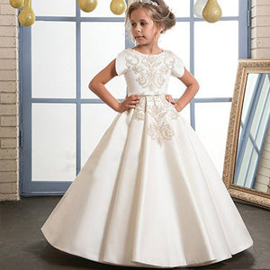 The Bluebell Gown - Little Ones Boutique