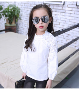 The Pacey Blouse - Little Ones Boutique