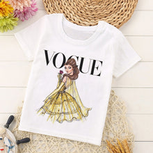 Load image into Gallery viewer, This Little Ones Boutique -So fun Vogue T-shirt Funny Cartoon Print Made oof Cotton fits True to size - Little Ones Boutique
