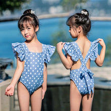Load image into Gallery viewer, The Paniz Polka Dot one Piece - Little Ones Boutique