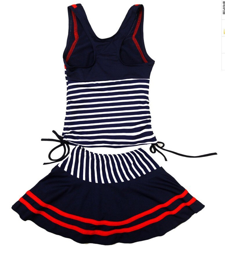 Two Piece Striped Suit - Little Ones Boutique