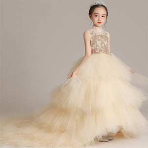The Magnolia Gown - Little Ones Boutique