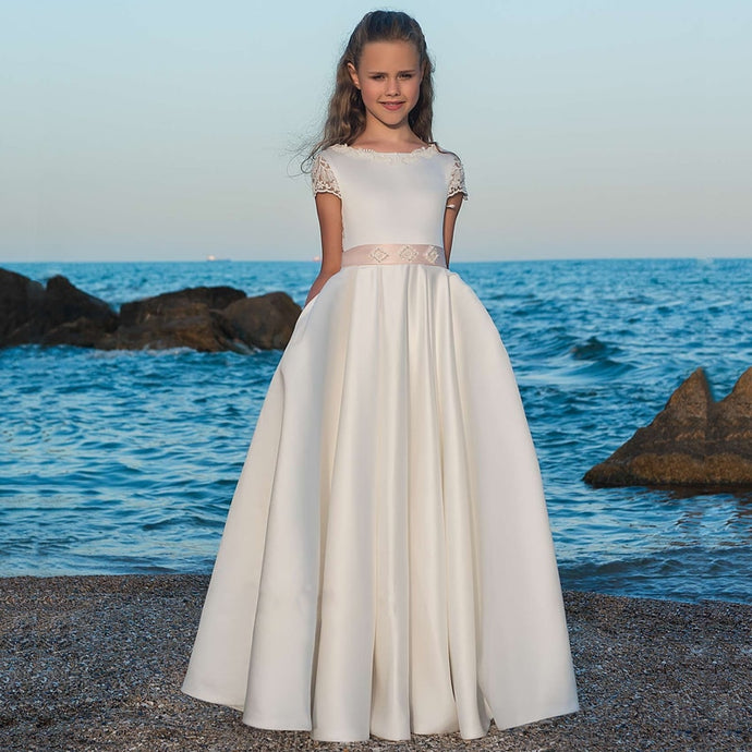 The Wilhelmina Gown - Little Ones Boutique