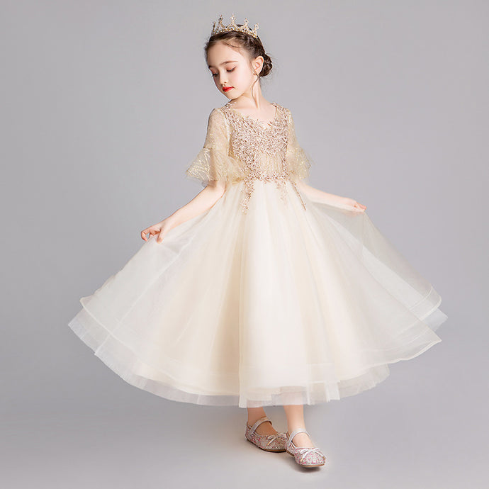 The Sona Gown - Little Ones Boutique