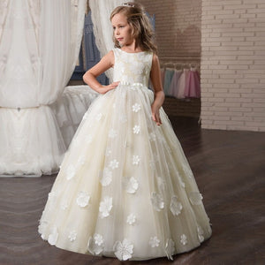 The Calluna Gown - Little Ones Boutique