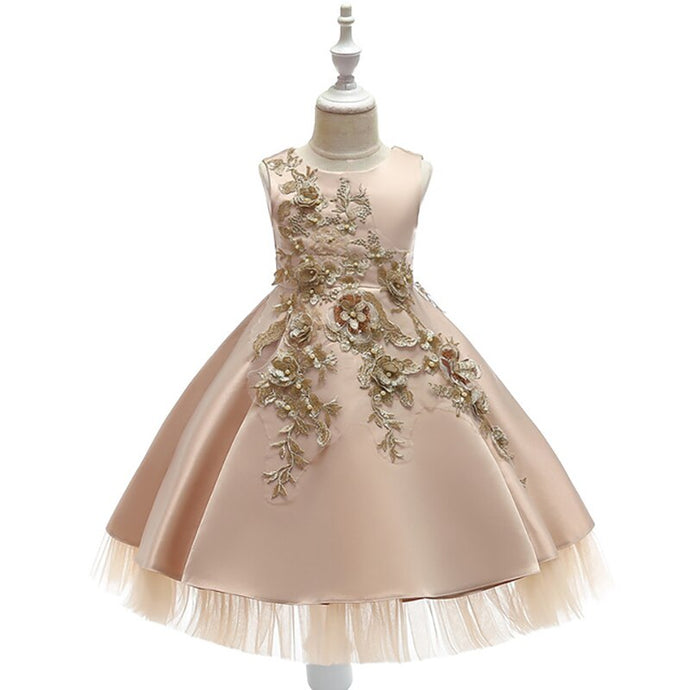 The Felicity Special occasion Dress - Little Ones Boutique