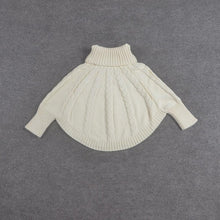 Load image into Gallery viewer, Girls Cloak Sweater - Little Ones Boutique