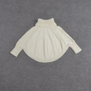 The Ella Cloak Sweater - Little Ones Boutique