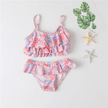 Load image into Gallery viewer, The Kyle Green /Pink Floral Suit - Little Ones Boutique