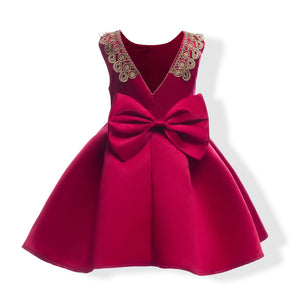 The Annabelle Party Dress - Little Ones Boutique