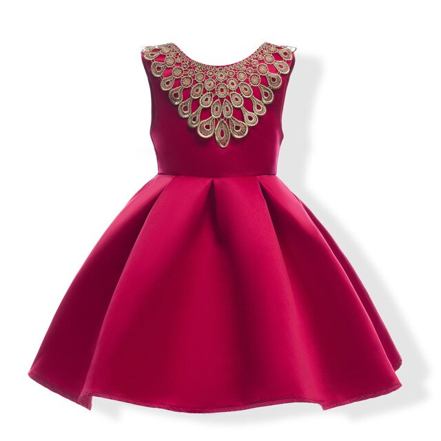 The Annabelle Party Dress