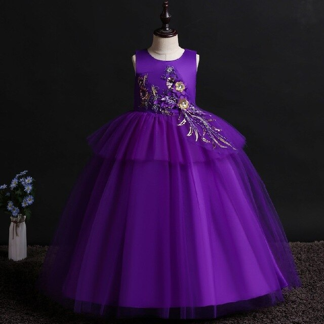 The Iris Gown - Little Ones Boutique