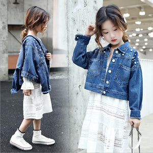 The Aria Dress and Denim Jacket