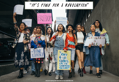 Fashion Revolution Day Singapore 2018