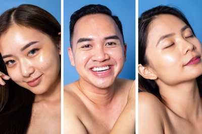 This Singapore skincare campaign is busting beauty industry standards