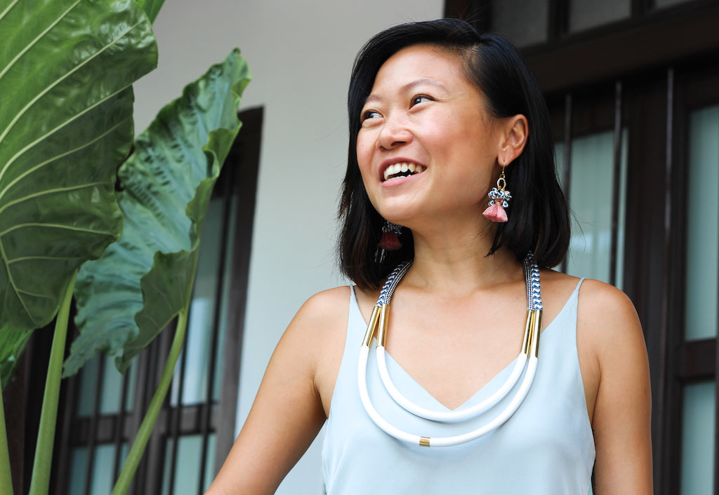 ZERRIN interview's Winona Tan, founder of Singapore-based natural skincare company WANT Skincare