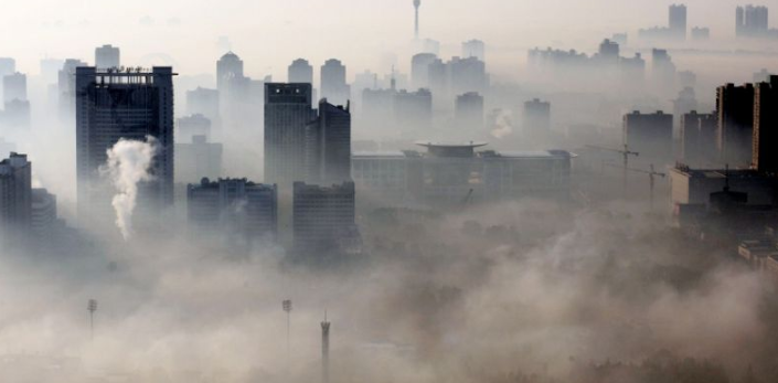China CO2 Emissions Down Due to Corona Virus