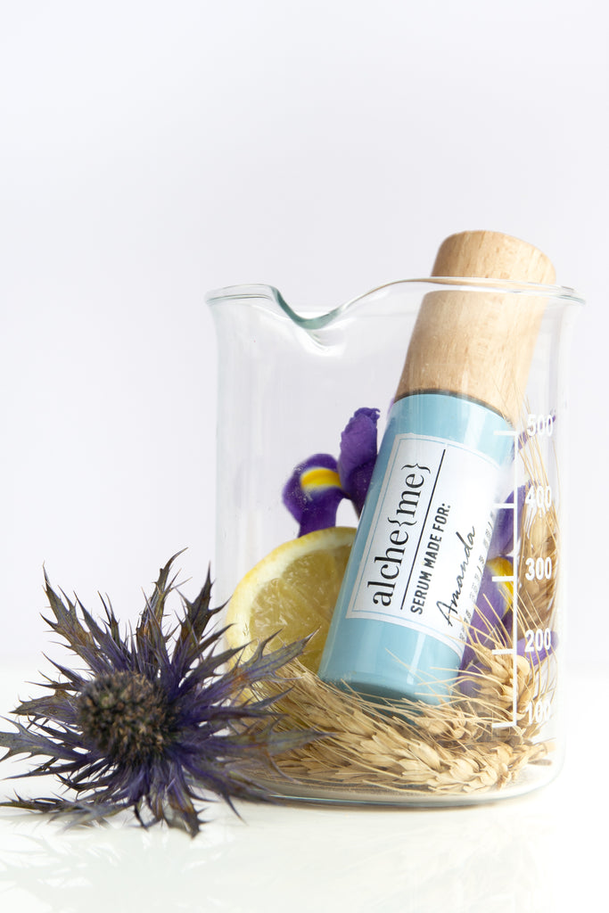 Natural beauty products by Alcheme Skincare