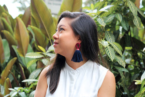 ZERRIN interviews Lorraine Lee, founder of ethical tassel jewellery label Talee