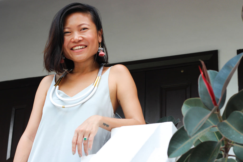 ZERRIN chats to Winona Tan, founder of natural beauty brand WANT Skincare