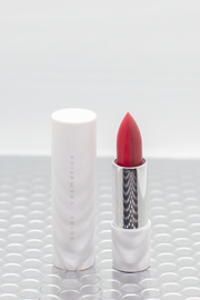 Vegan dual lipsticks in Sienna Savage x Rosy Rouge by Solos Cosmetics, available on ZERRIN